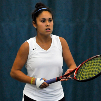 Tennis Earns Third Place at Seven Sisters Championship
