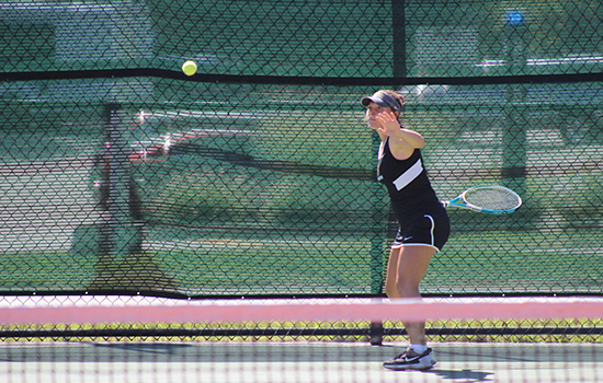 Roger Williams Soars Past Women's Tennis
