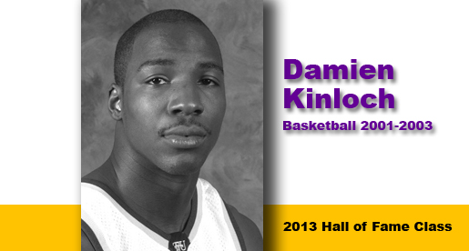 Damien Kinloch to be inducted into TTU Sports Hall of Fame Friday night