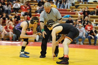 Storm wrestlers head South for Gator Duals