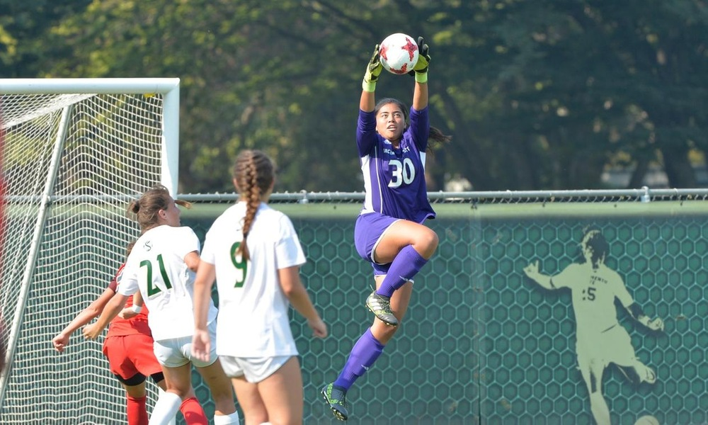 WOMEN'S SOCCER PUTS ON DEFENSIVE SHOWCASE IN 0-0 DRAW AT EWU