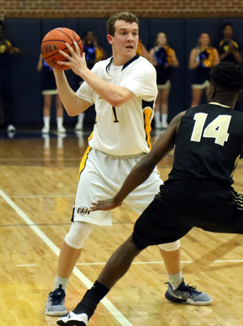Randolph-Macon Men's Basketball Rallies To Defeat Emory & Henry, 75-72, Saturday In ODAC Action