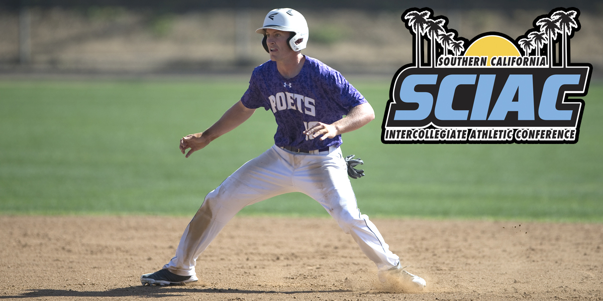 Brandon Mulrooney earns SCIAC Character Award