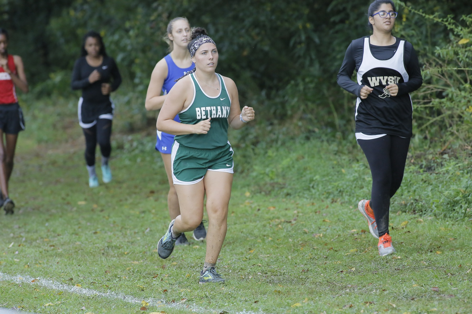Cross Country Hosts Annual Bethany Invitational