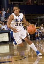 Gauchos Pull Out Thrilling 64-62 Win at Pacific