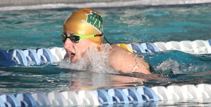 Ware Swim Team Makes Strong Finish This Past Weekend