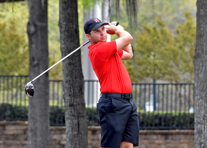 Senior Mark Connelly was one of three Hawks to shoot even-par 72 in the third round of the NCAA Division III Men's Golf Championship on Thursday. Entering Friday's final round, Huntingdon is tied for first.