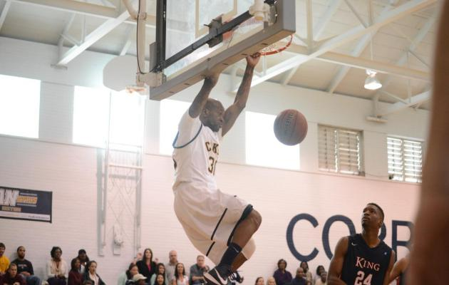 Coker Men's Basketball Makes It Three in a Row