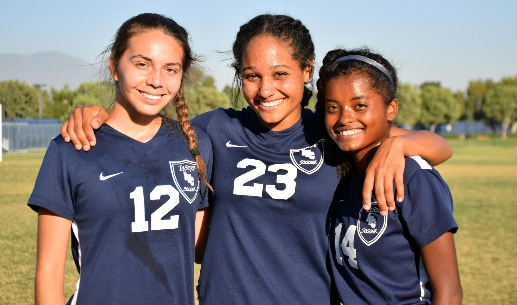 Women's soccer team wins second straight, shuts out Norco