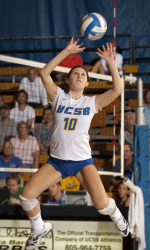 No. 22 Long Beach Snaps UCSB's 6-Game Win Streak