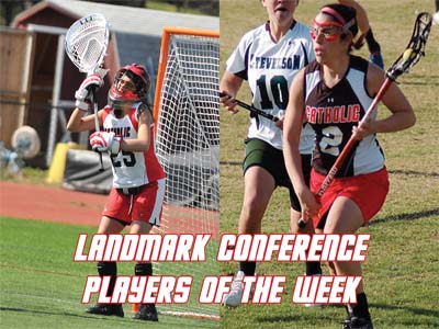 CUA sweeps conference awards for second straight week