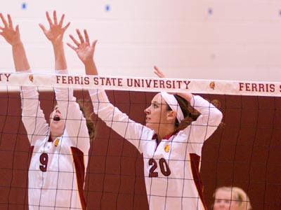 Ferris State is among those teams receiving votes in this week's AVCA Division II Coaches Poll.