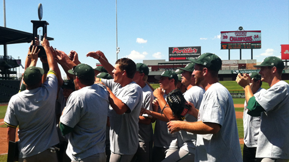 BASEBALL OPENS FIRST DIV. I NCAA REGIONAL ON FRIDAY VS CAL POLY