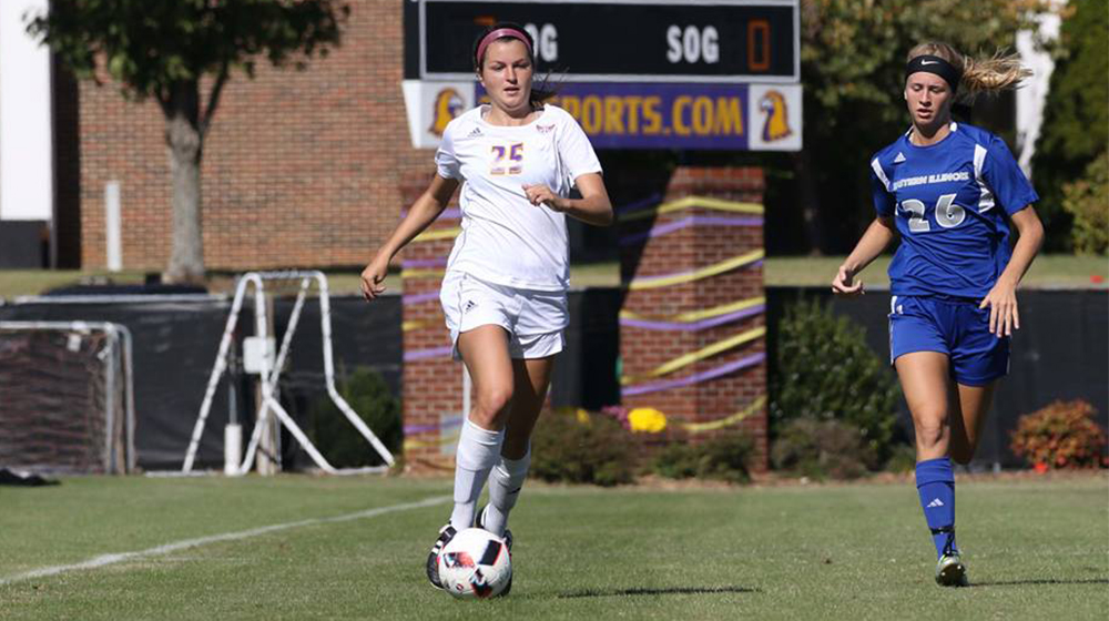No. 3 TTU hosts No. 6 Belmont Sunday in the first round of the OVC Tournament