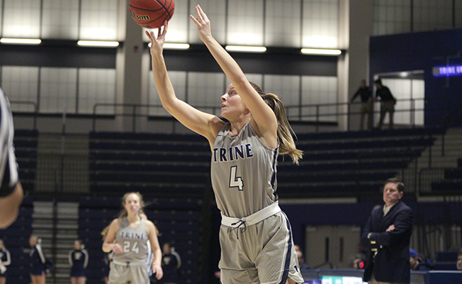 WBB Wins 10th-Straight Game