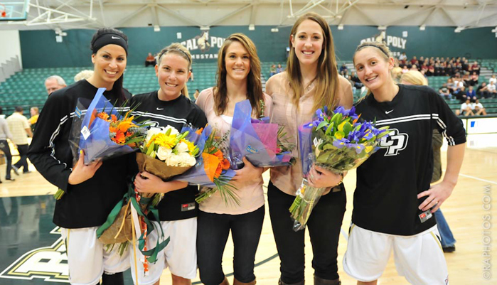 Mustangs Secure Share of Big West Conference Title on Senior Day