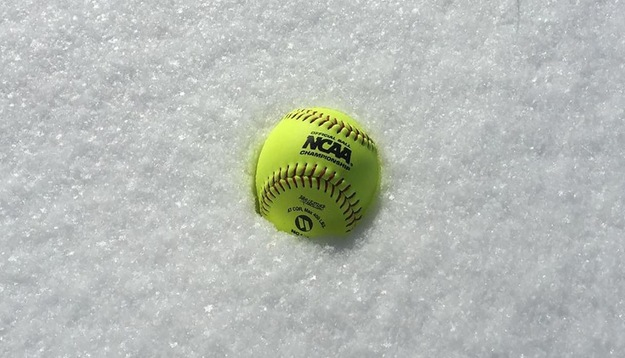 Softball's doubleheader against Augustana cancelled due field conditions