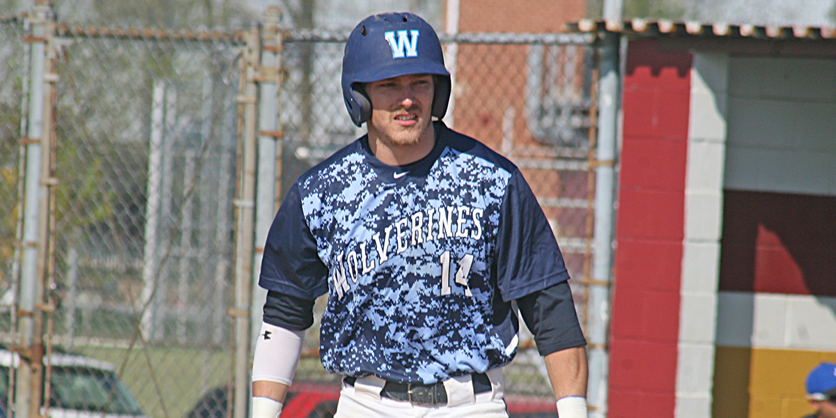 Baseball drops season opener to Stevenson at Floyd Wilcox Tournament