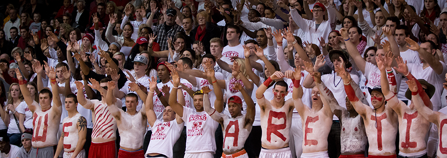 Wittenberg students and fans always have a lot to cheer about