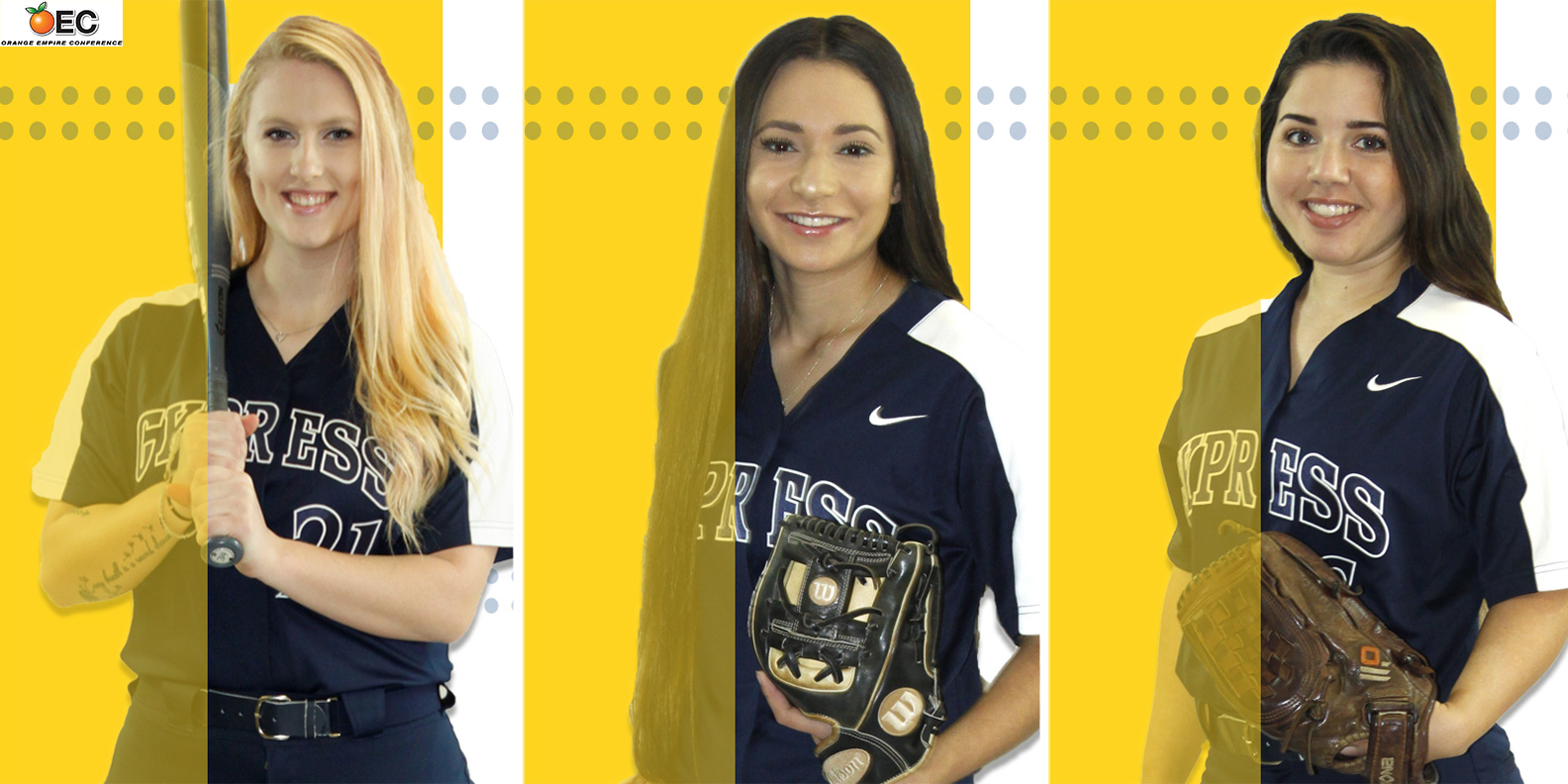 SOFTBALL: Seven Chargers Earn Postseason Awards