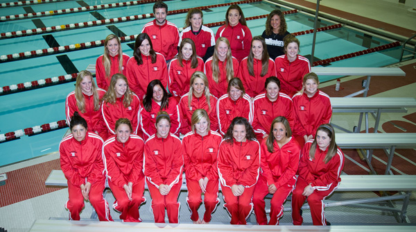 2010-11 Wittenberg Women's Swimming and Diving