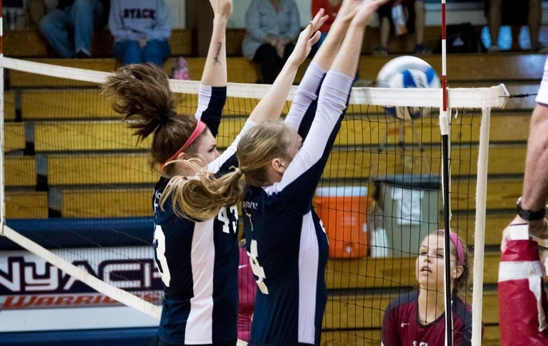 Women's Volleyball Drops Both In Second Trimatch
