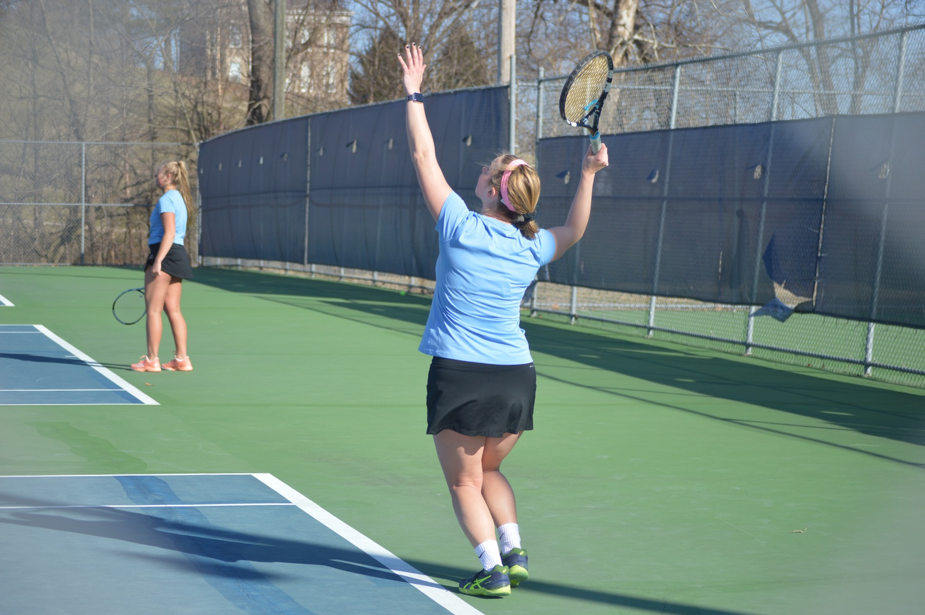 Women's Tennis Begins Conference Season