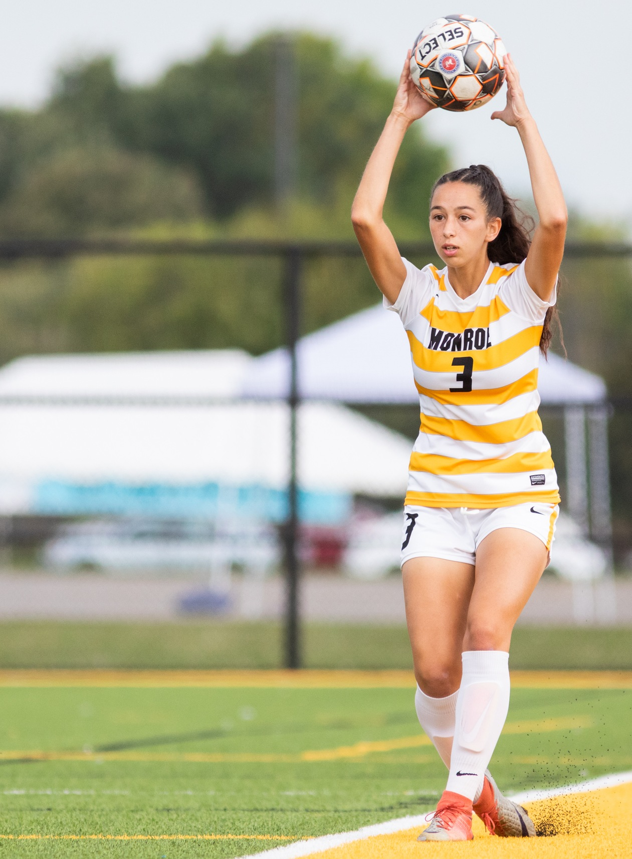 Lady Tribunes Roll Past Essex With 8-0 Victory