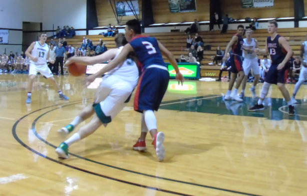 RiverHawks Drop Road Game