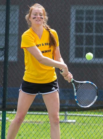 Emory & Henry Women's Tennis Falls To Regionally-Ranked Randolph-Macon, Sunday Afternoon