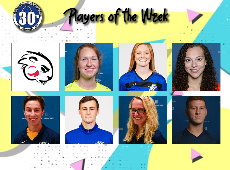 Players of the Week (10/21)