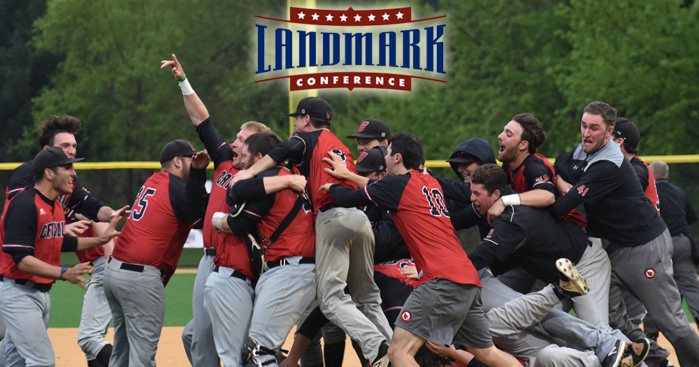 Natoli Honored as Landmark Coach of the Year; Six Cards on All-Conference Teams