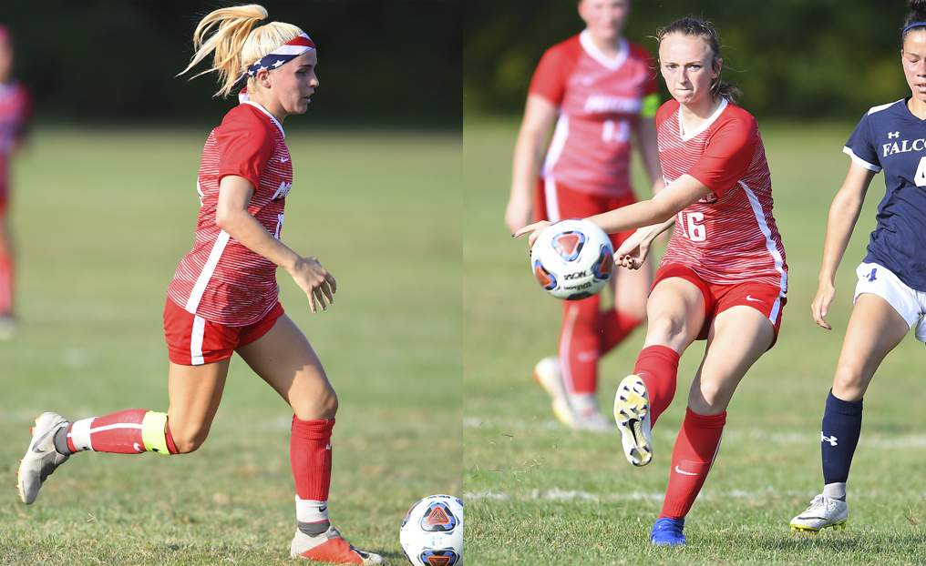 Fairbank Snags All-Conference Honors