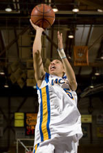 Gauchos' Winning Streak Reaches 14 With 62-51 Victory Over Pacific