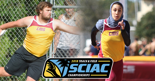 CMS Leads Field After Day  One of SCIAC Track &  Field Championships