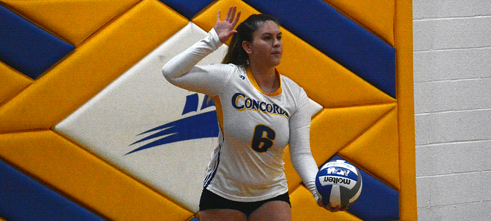 Clippers Women's Volleyball Falls to Nyack in CACC North Division Showdown, 3-0