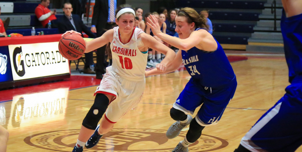 SVSU Opens GLIAC Play With 25-point Win Over Hillsdale