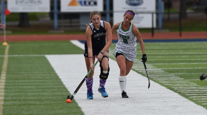Katie Alexander had a goal and two assists for Juniata.