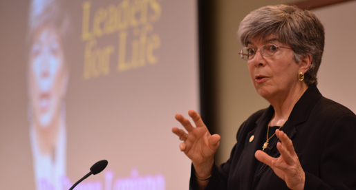 Donna Lopiano headlines Dr. M. Dianne Murphy Leaders for Life Program