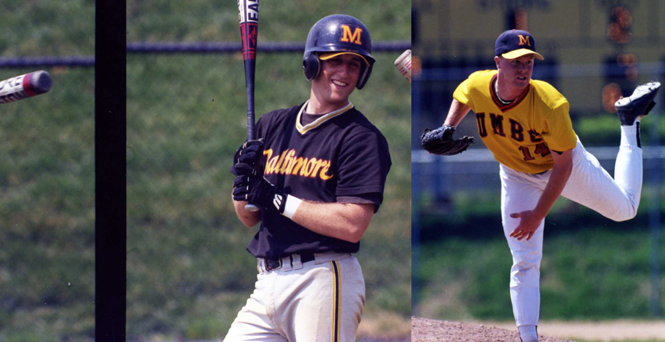 Retriever Baseball Alums Jeff Berman and Kevin Loewe Named to Big South All-Decade Team