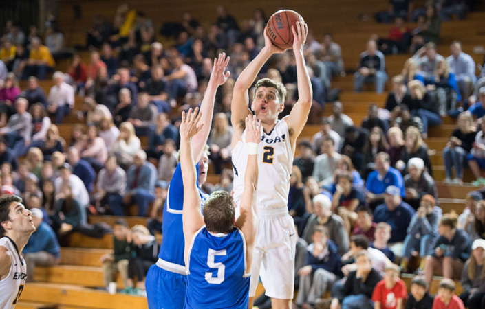 Hot- Shooting Effort Sparks Emory Men's Basketball To Win Over Chicago