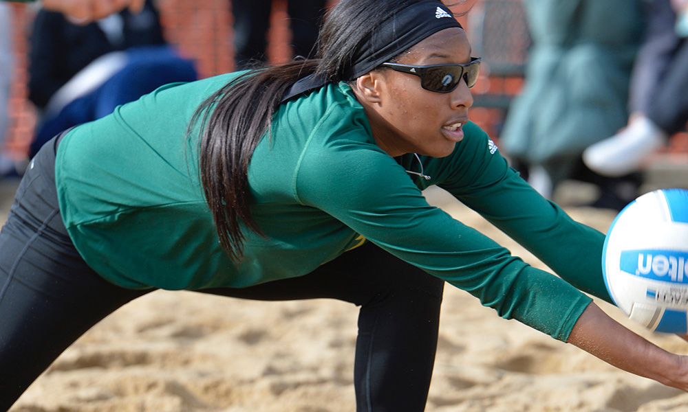 BEACH VOLLEYBALL COMPETES AT THE WCC/BIG WEST CHALLENGE