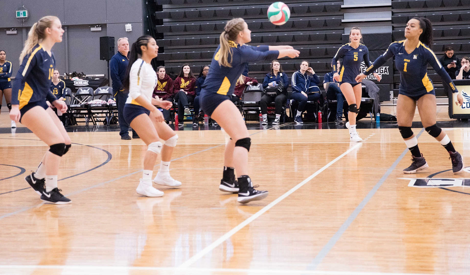 HAWKS HEAT IT UP INSIDE WITH STRAIGHT SET ROAD WIN AT CONESTOGA