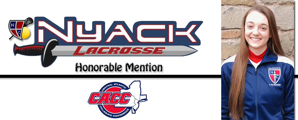 Lauren Lebo Receives Back-to-Back CACC Honor Roll