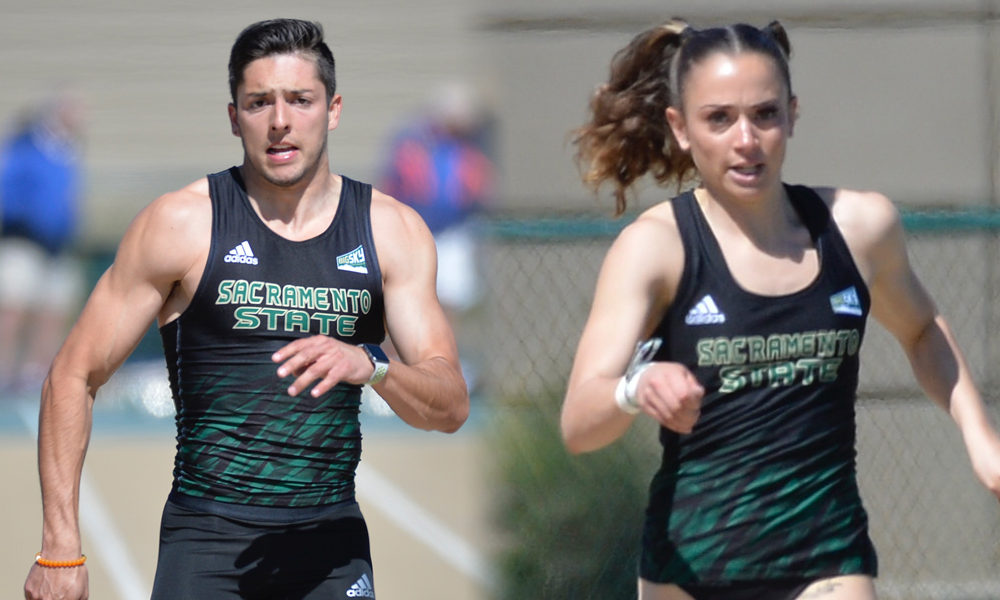 WAGNER, DEL HOYO AMONG TOP FIVE IN MULTIS AFTER FIRST DAY OF BIG SKY CHAMPIONSHIPS