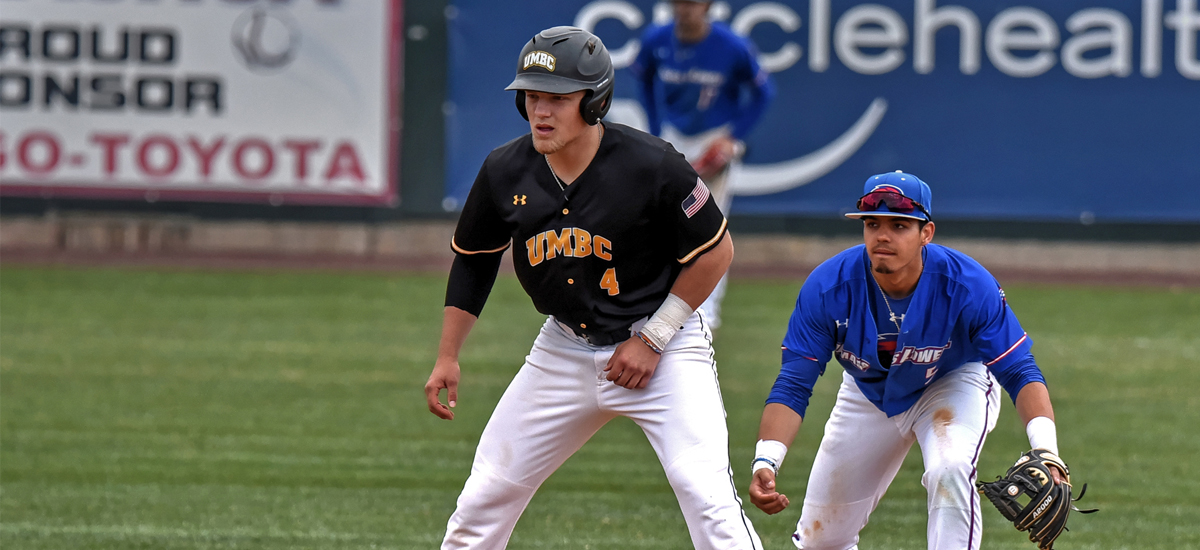 UMBC Baseball Hosts Maine for Key #AEBASE Series This Weekend
