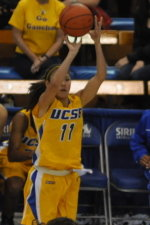 Gauchos Unable to Stop UC Riverside