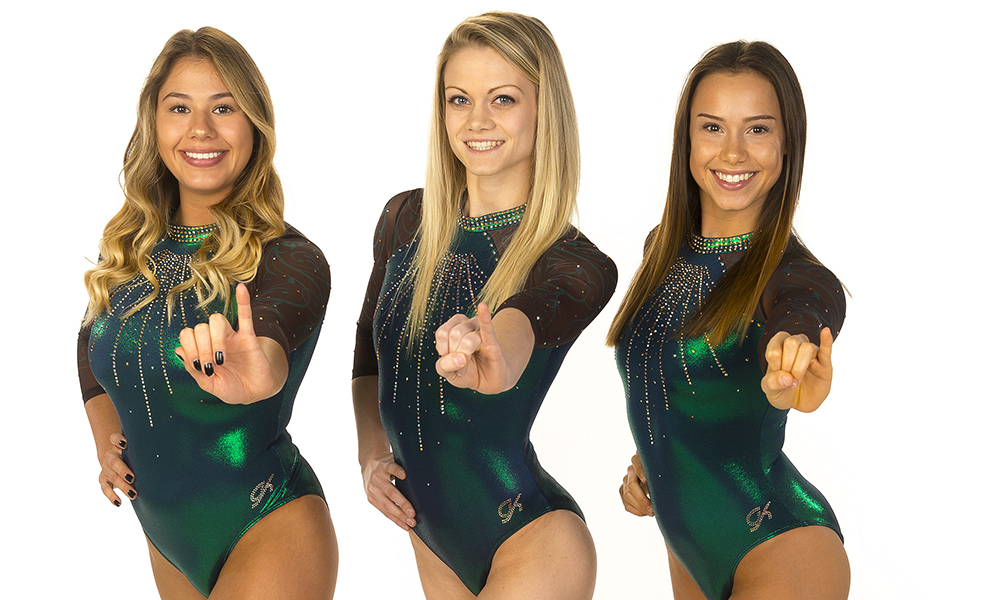 GYMNASTICS WELCOMES CAL AND UC DAVIS FOR SENIOR NIGHT ON FRIDAY