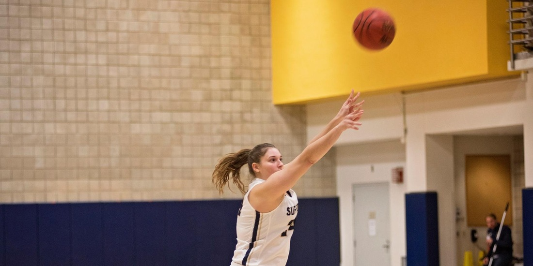 Women's Basketball Meets Emerson Monday