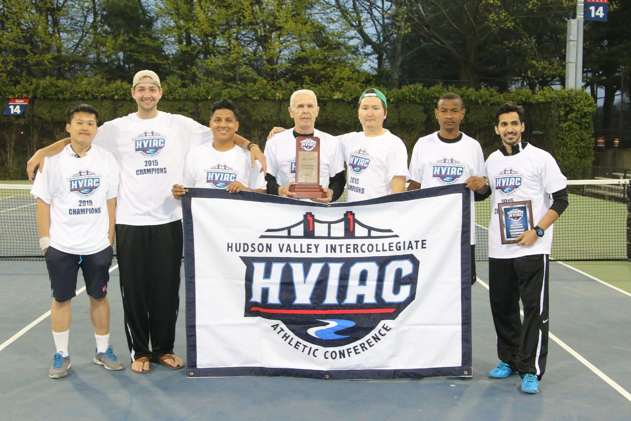 Berkeley College Claims Men's Tennis Championship